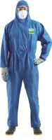ULTITEC 1000L coverall /SMS Light (TYPE 5 & 6)