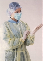 Cens.com Disposable AAMI Level 3 Gown DEREKDUCK INDUSTRIES CORP.