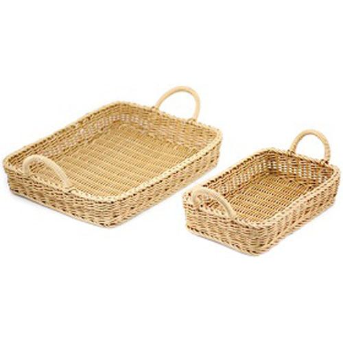 营业用编织篮