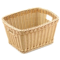 Household storage basket