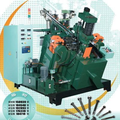 Single & Double Stroke Self-Drilling Screw Forming Machine