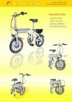 Folding Pedelec E-Bike (Remote Control)