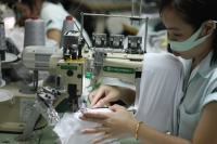 Garments manufacturing