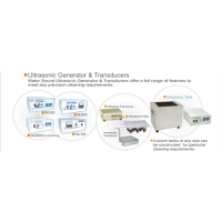 超音波产生器与振荡子