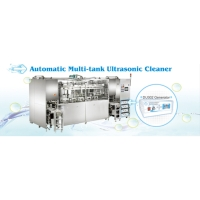 Automatic Multi-tank Ultrasonic Cleaning System