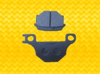 Motorcycle Brake Pads