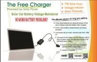 Cens.com Solar Charger COLINS INDUSTRIES CO., LTD.
