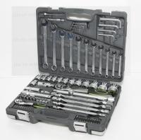 76pc 1/2Dr&1/4Dr Socket Set