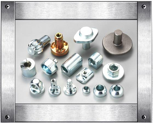 Diverse Special Custom-made Fasteners