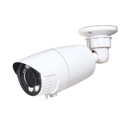Analog HD Weatherproof Varifocal IR Bullet Camera