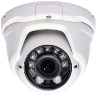 Analog HD Weatherproof Varifocal IR Dome Camera