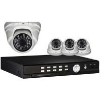 4CH Full 960H Surveillance DVR Kit