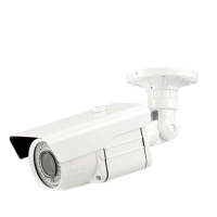 1.3MP / 1000TVL Weatherproof Varifocal IR Bullet Camera