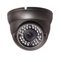 700TVL Vandalproof Varifocal IR Dome Camera