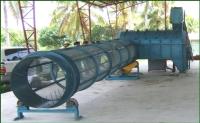 COCONUT . Palm  FIBER SEPARATION M/C