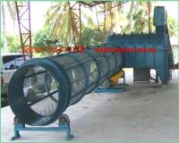 椰子,.棕榈 纤维抽丝机