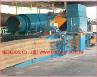 Hydraulic Baling Machine