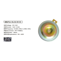 Disc-type Electric Horn