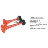 Cens.com Electrically Controlled Air Horn RUIAN JINGJIA AUTO PARTS CO., LTD.