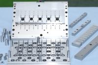 IC自動化封裝模具