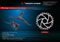 Hydraulic disc brake (M-one)