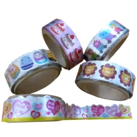 Paper Printing Sticker Tape