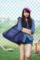 Outdoor leisure bag