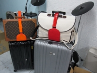 Cens.com OK BADNAGE for luggage HIPO DESIGN
