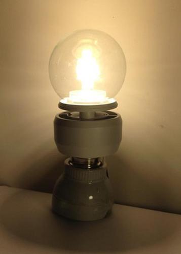 LED 全周光透明球泡燈