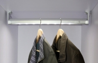 Wardrobe Light- Infrared Sensor Wardrobe Light (Side-mounted and Derrick Type)