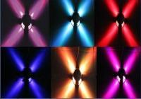 七彩LED壁灯