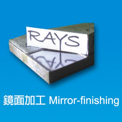 Mirror-finishing