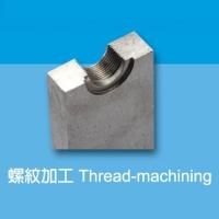 Thread-machining