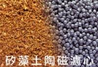 矽藻土陶磁滤心