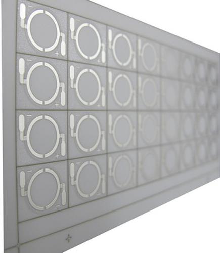 COB LED 载板 - CL1512 - 3D透明环绕壁