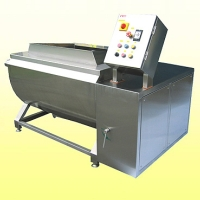 Single-tank universal vege washer
