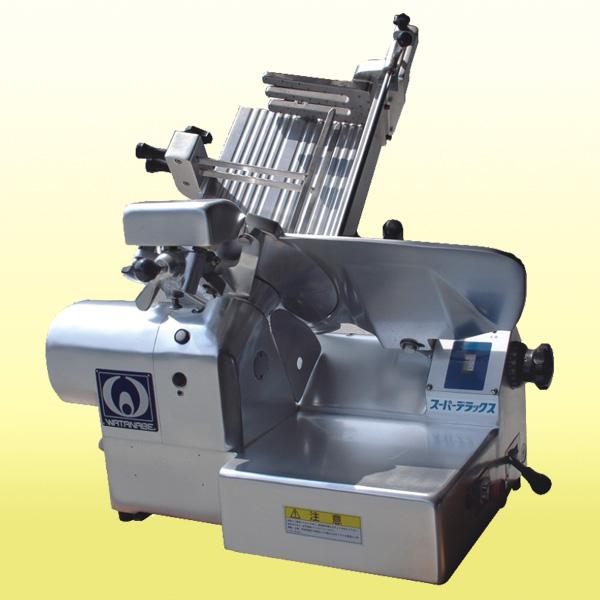 Bench-type fully automatic boneless-frozen-meat cutter