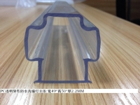 Transparent Asymmetrical PC Cover