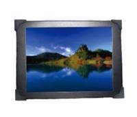 """In-Vehicle Display - Ultra-Grade 12.1"""" TFT LCD VGA Touch Screen Monitor With Metal Enclosure"""