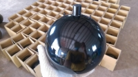 Thermometer black ball