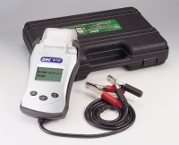 Digital Battery Tester / Charging System Analyzer with Printer