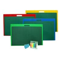 Portable Blackboard drawing set