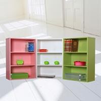Three cabinet