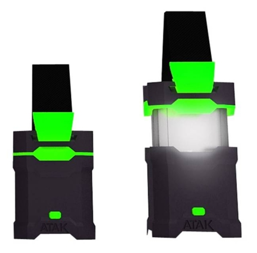 Collapsible Multi-Function Mini Lantern