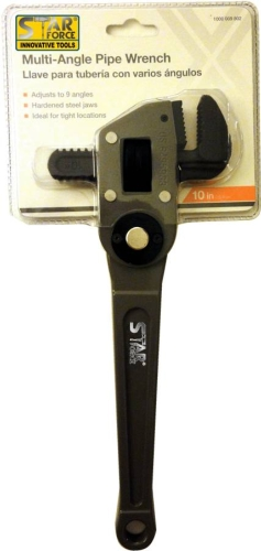 10inch Multi-Angle Pipe Wrench