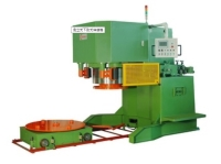 Inverter Vertical-Type Wire Coiling Machine IVD-800
