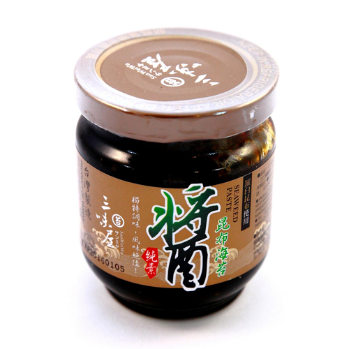 日式昆布海苔酱