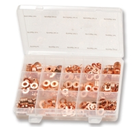 Cens.com Assortment of Copper Washers (450 pcs) CARRITA CO., LTD.