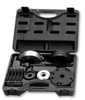 2pcs Hub Puller Set 62mm