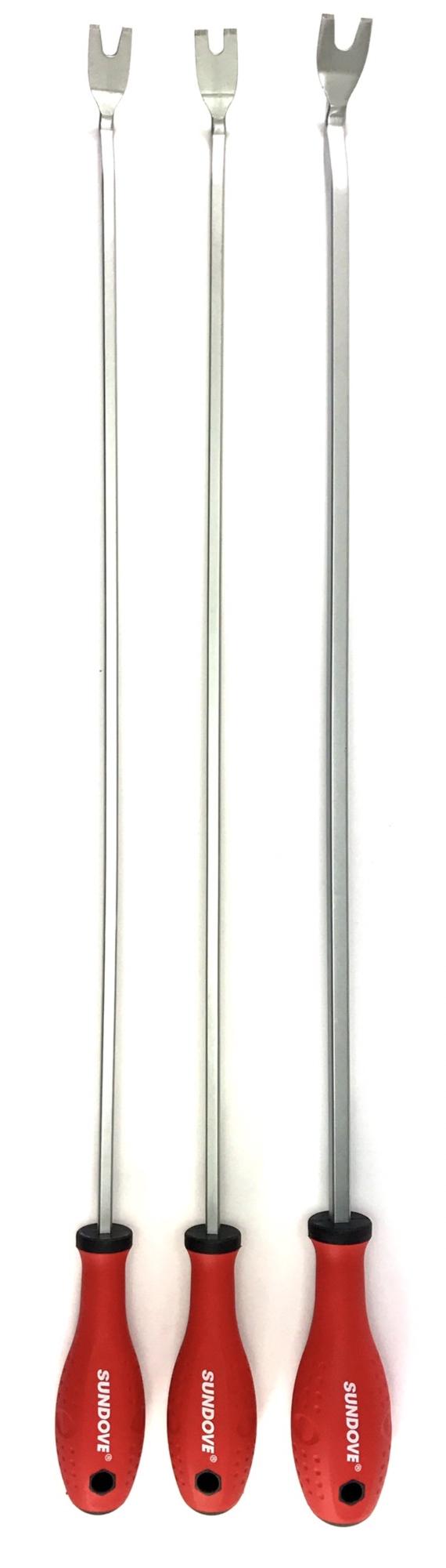 U-Slot Door Upholstery Panel Removal 500mm